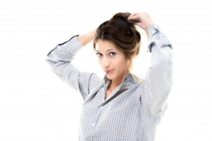 peinados faciles recogidos