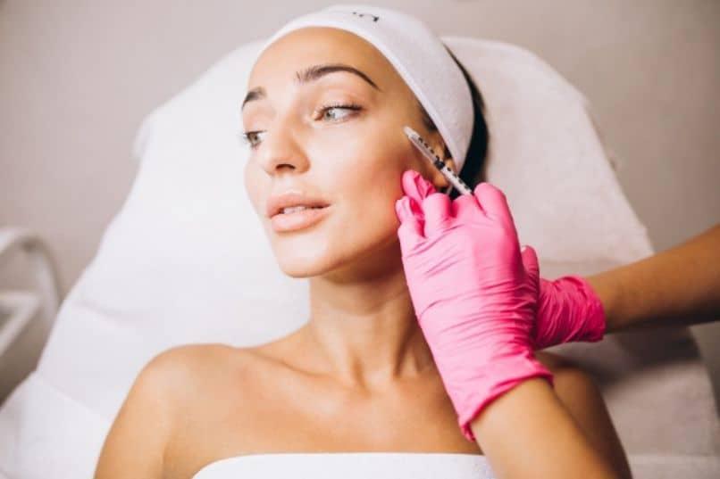 tratamiento de belleza profesional peeling ultrasonido