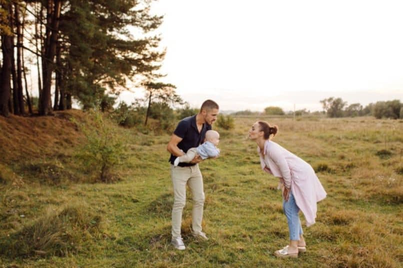 rol del padre en el embarazo