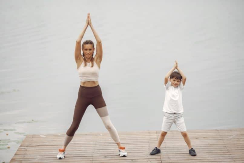 ejercicios post parto