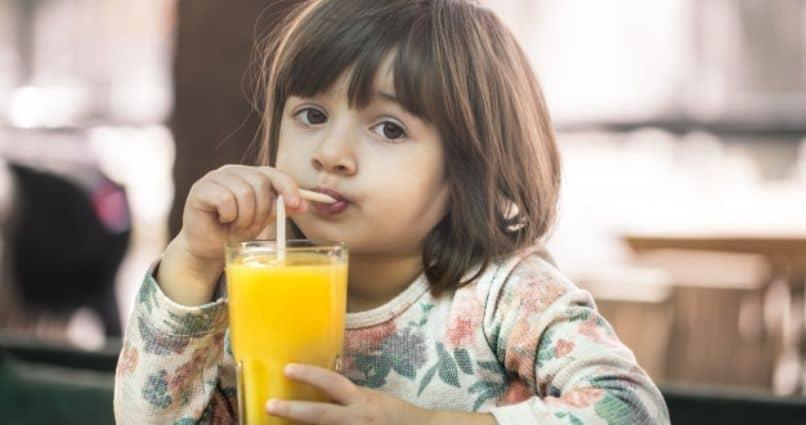 leche para los ninos