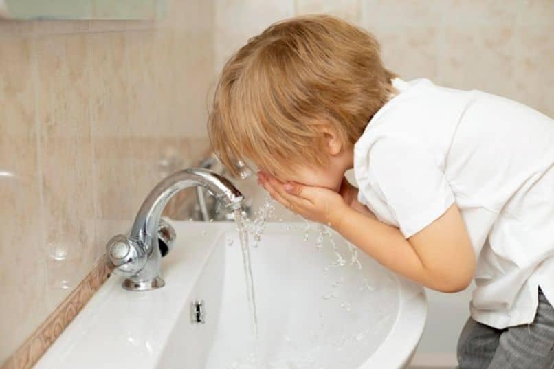 lavado nasal